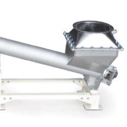 縦(傾斜)型パイプスクリューフィーダー