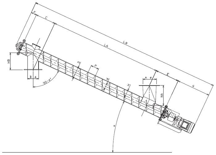 LPD 縦型-パイプ形状-直結型