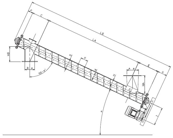 LPJ 縦型-パイプ形状-上下型