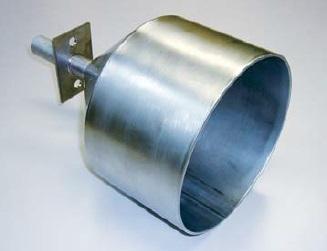 円錐ステンレスホッパー