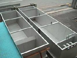 ステンレス製水槽